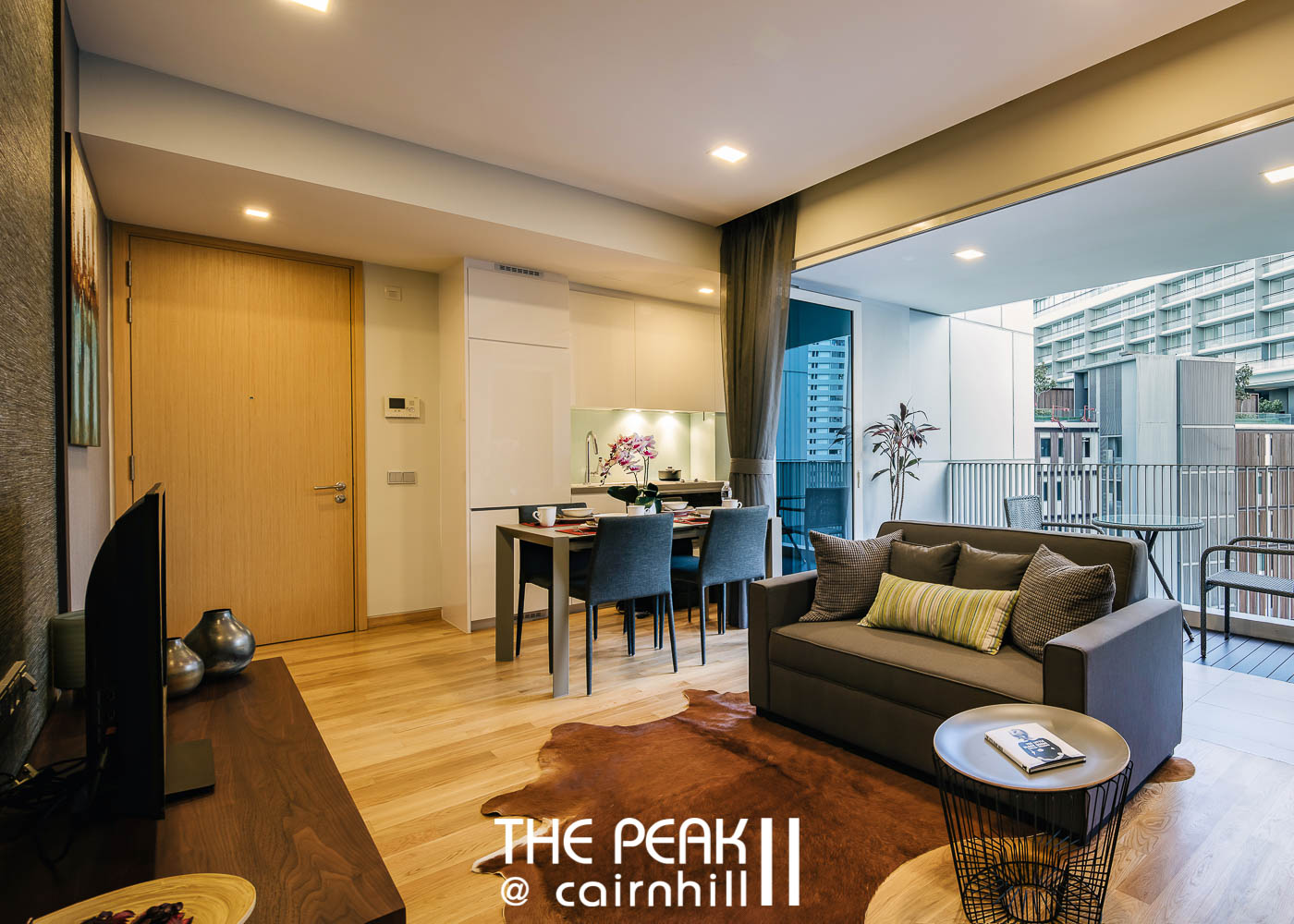 The Peak @ Cairnhill II